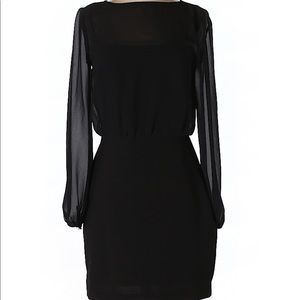Banana Republic black dress 👗 size 0